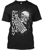 21st Century Pirate Hacker Programmer - Hanes Tagless Tee T-Shirt