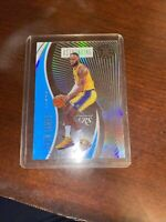 2019-20 Panini Illusions LeBron James Astounding Blue Sapphire Acetate SSP #9