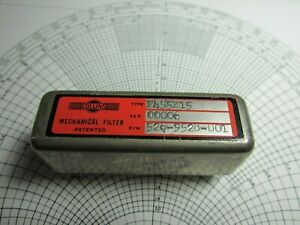 Collins Mechanical Filter F455 Z15 (526-9528-001)