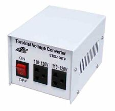 100W Isolated Toroidal Voltage Converter