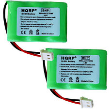 2-Pack HQRP Battery for Eton / GRUNDIG FR200 FR200G FR250 FR300 FR350 Radio