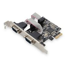 ewent serial interface pci-e card 2ports