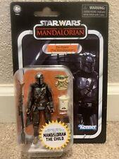 Walmart Star Wars Vintage Collection Din Djarin Mandalorian 3.75� Figure Vc177!