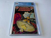 PHANTOM STRANGER 23 CGC 9.6 WHITE PS SPAWN OF FRANKENSTEIN BEGINS DC COMICS 1973