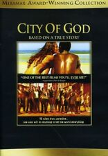City of God [New DVD] Ac-3/Dolby Digital, Dolby, Widescreen