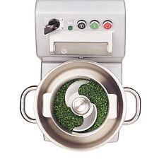Robot Coupe R10 Ultra Food Processor Vertical CutterMixer w/ 10qt & 4qt SS Bowls