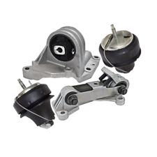 Transmission Motor Mounts Front Lower Set Kit 2.9 L For Volvo XC90