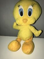Tweety Pie Soft Toy Plush By Looney Tunes Approx 7""