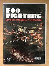 Foo Fighters - Live At Wembley Stadium ~ Rock Pop Live CONCIERTO GB DVD