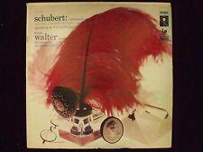 SCHUBERT: ROSAMUNDE; SYMPHONY NO. 5, Bruno Walter, Conducting