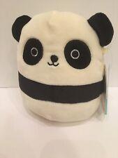 Kellytoy SQ17-006S 5 inch Squishmallow Stanley the Panda Soft Plush Pillow Toy -