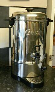 Swan Swu8l hot water Urn 8 Litre Stainless Steel Water Boiler