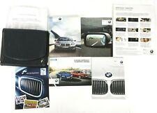 2011 BMW 5 Series Owners Manual 528i 535i 550i, 535i & 550i xDrive  V8 L6 OEM