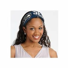 SEATTLE SEAHAWKS Jersey Fanband Headband NFL Women Ladies Team Apparel