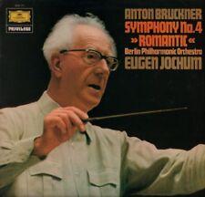 Anton Bruckner(Vinyl LP)Symphonie No. 4-Dwutsche Grammophon-2535 111-Ge-VG/Ex