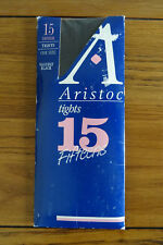 Aristoc 15 Denier Tights One Size Vaguely Black