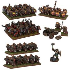 Mantic Games Kings of War BNIB Dwarf Army (2017) MGKWD110