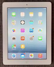 Apple iPad 3rd GEN. 64GB, Wi-Fi, 9.7in Bianco