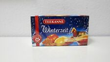 Teekanne Winterzeit Winter Time aromatic tea -20 tea bags -Limited Edition-