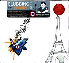 Autori Vari - CLUBBING WITH DJ RAVIN In Paris 1 2007 Box 2 CD SIGILLATO