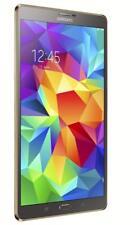 "Samsung Galaxy Tab S T700 8.4"" Tablet WiFi 3GB Ram 8MP Cam 16GB Android Bronze"
