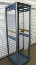 40U Server Rack Mobile Rackmount Cabinet w/ Pull Out Tray