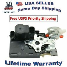 Power Door Lock Actuator w/ Latch Assembly for CHEVROLET GMC Rear Right