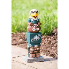 Philadelphia Eagles Tiki Tiki Totem Statue NFL - Free Ship Go Eagles