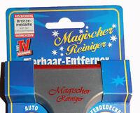 Tierhaarentferner Magischer Reiniger Bronzemedaille Erfindermesse Patentiert