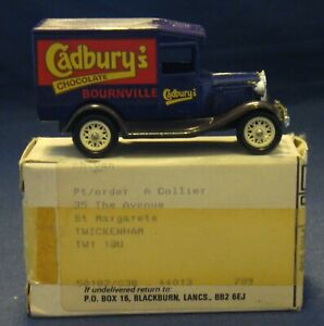 Lledo – Cadbury's Bournville Promotional Model – Model A Ford ? – Boxed