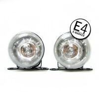 60mm Fog Spot Lights 12V White Light For Vauxhall Opel Corsa Astra Vectra Zafira