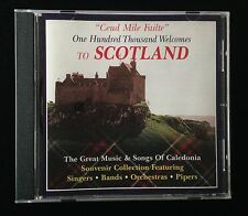 Ceud Mile Failte - One Hundred Thousand Welcomes to Scotland CD 2006, IMPORT