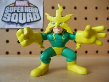 Marvel Super Hero Squad ELECTRO from Wave 9 Villain of Spider-Man