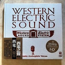 Acoustic Audiophile Voices 西電人聲 2 CD <Made in Germany>  Western Electric Sound
