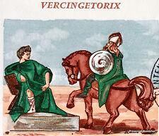 Yt 1495 A VERCINGETORIX DEVANT CESAR    FRANCE  FDC  ENVELOPPE PREMIER JOUR
