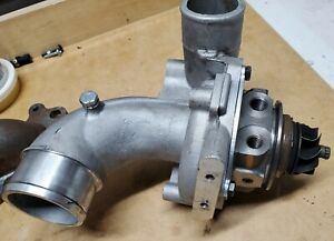 2014-2017 LAND ROVER RANGE ROVER EVOQUE LR2 TURBOCHARGER DISCOVERY SPORT TURBO