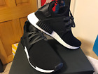 Adidas Mens NMD XR1 Nomad Core Black White 3M BY3050 LIMITED runner Boost ultra