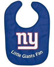 New York Giants All-Pro Baby Bib [NEW] NFL Infant Newborn Polyester Terrycloth