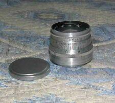 JUPITER - 8 2-50 russe URSS Lentille M39 Rangefinder Camera for FED Zorki Leica