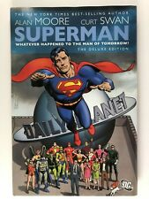 Superman: Whatever Happened to the Man of Tomorrow Deluxe Edition HC