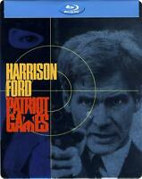 Patriot Games (Blu-Ray Steelbook) NEW Factory Sealed, Free Shipping