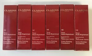 CLARINS Extra Firming Foundation SPF15 Discontinued. Free Post. Choose Shade ...