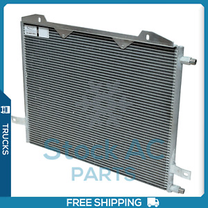 New A/C Condenser fits Sterling Truck Acterra - OE# BHT61331 / BHT87164