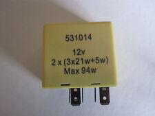 6 Pin 12v flasher/relay Unidad De Control-Max 94w-Trajes vauxhall/gm