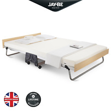 JAY-BE J-Bed Double Folding Bed with Memory Foam Mattress