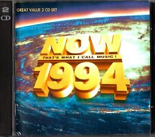 Now That's What I Call Music 1994 2-CD Best of The Year- Red Dragon/Blur
