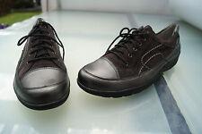 WALDLÄUFER Damen Comfort Schuhe Schnürschuhe Sneaker m. Einlagen Gr.7,5 H 41 NEU