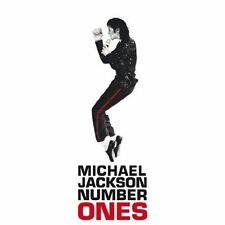 Michael Jackson Number Ones 1 CD 18 Tracks