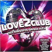 Various Artists - Love 2 Club (42 Massive Dance Hits) (2xCD)