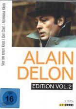 Alain Delon - Edition Vol. 2 - 3 DVD - Neu / OVP